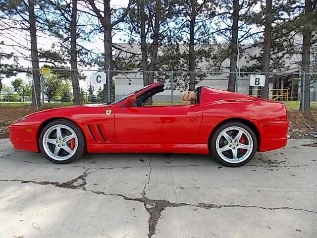 Ferrari F575
