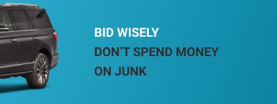 bid wisely