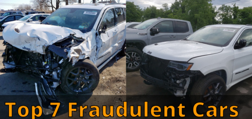 Fraudulent cars